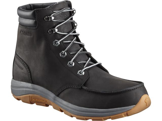 b31061308d796d Columbia Bangor Boot Omni-Heat Buty Mężczyźni, black/ti grey steel ...